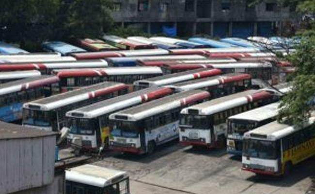 RTC For Evacuation Of Corona Suspects In Telangana - Sakshi