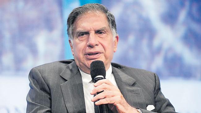 Ratan Tata pledges Rs 500 crore to fight coronavirus - Sakshi