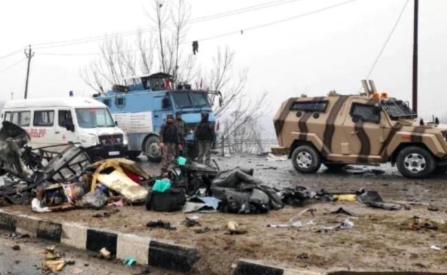 Pulwama Terror Attack : NIA Arrested Father Daughter Duo - Sakshi