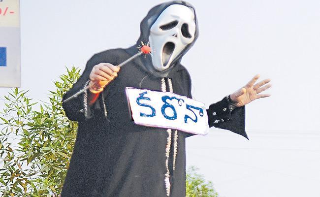 70 Corona Cases Registered In Telangana - Sakshi