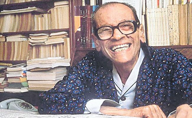 KB Gopal Explains About Egyptian Great Writter Naguib Mahfouz - Sakshi