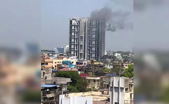 Fire Accident In South Kolkata - Sakshi