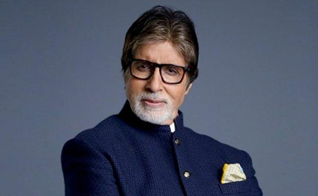 Amitabh Bachchan Gives Perfect Reply to Man Accusing Him Plagiarism - Sakshi