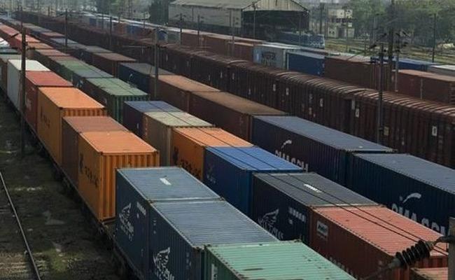 Indian Railways Said Coronavirus Special Parcel Train To Pass Through Regions - Sakshi
