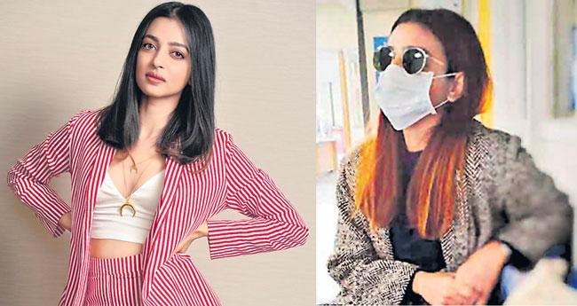 Radhika Apte Has to Say About Her Hospital Visit Amid Coronavirus Scare - Sakshi