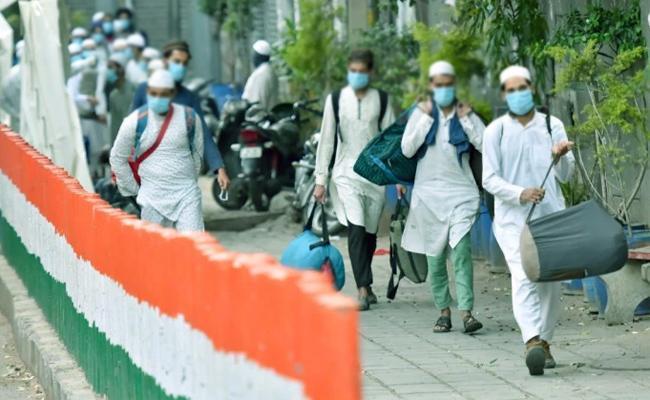 Coronavirus More Than 1000 People From Telangana To Nizamuddin Prayers - Sakshi