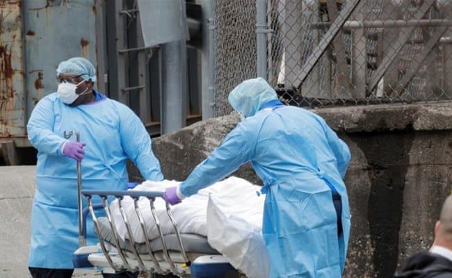 Coronavirus: Toll Rises In US Italy And Spain - Sakshi