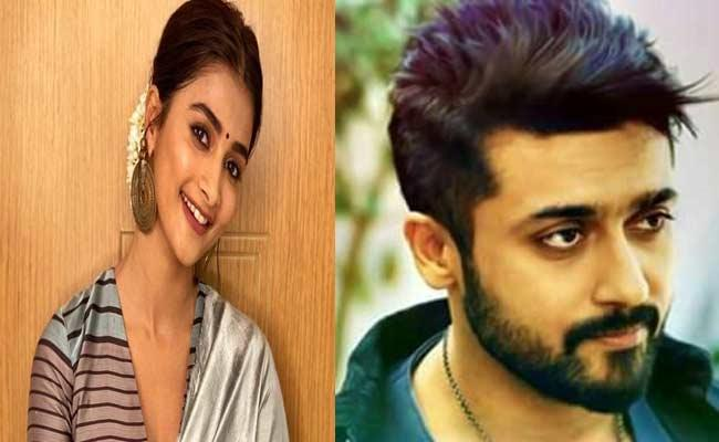 Pooja Hegde To Act Opposite Suriya In Tamil Movie Aruva - Sakshi