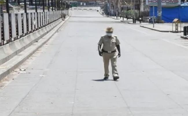 Police Constable Walks 450 kms To Join Duty In Madhya Pradesh - Sakshi