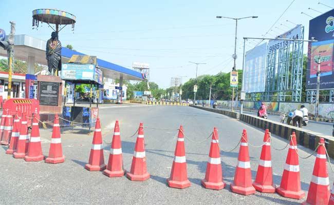 Guntur Authorities Focused On Who Went Religious Prayer People In Delhi - Sakshi