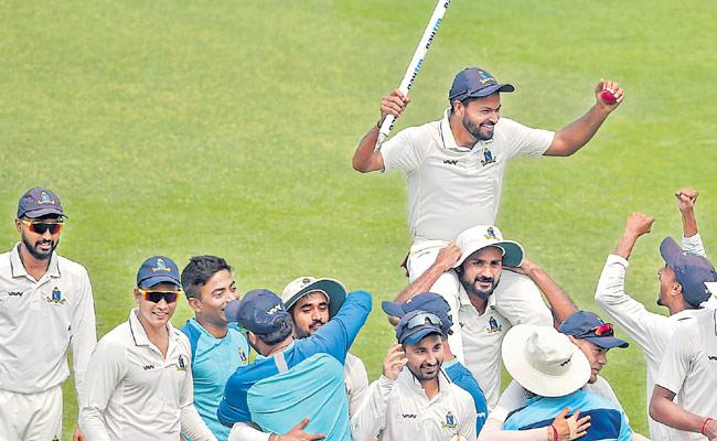 Bengal Team Reached Final After 13 Years In Ranji Trophy - Sakshi