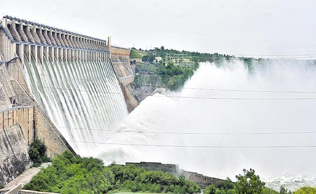 Distribution of water to Nagarjuna Sagar through Sitarama lift irrigation - Sakshi