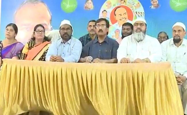 Barkath Ali Welcomes CM YS Jagan Decision Over NPR - Sakshi