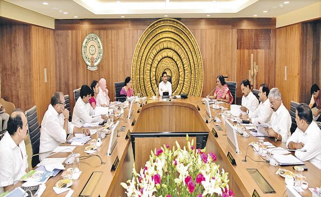 Andhra Pradesh Cabinet Taken Key Decisions On Housing Land Distribution - Sakshi