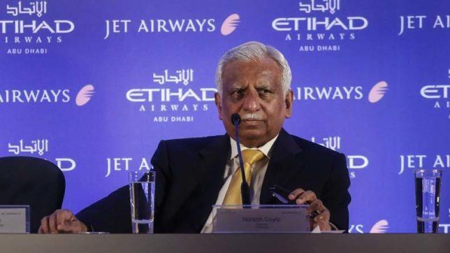 ED books former Jet Airways boss Goyal for money laundering, raids   - Sakshi