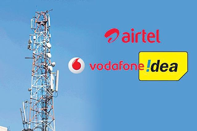 Indian telecoms come up with part of payments due - Sakshi