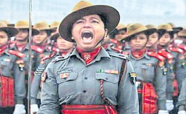 Guest Column On Permanent Commission For Women In Army - Sakshi