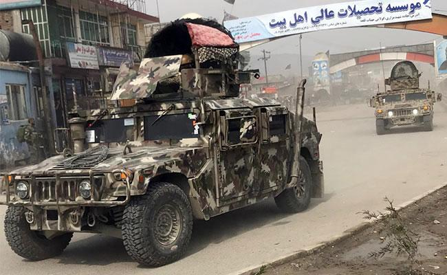 Twenty Seven People Assassinated In Afghanistan  - Sakshi
