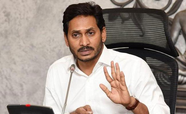 YS Jagan Orders On Illegal Mining Of Illicit Liquor And Sand At Amaravati - Sakshi