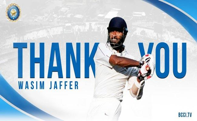Wasim Jaffer Announces Retirement From All Forms Of Cricket - Sakshi