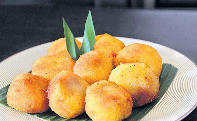 Seasonal Food Items Making - Sakshi