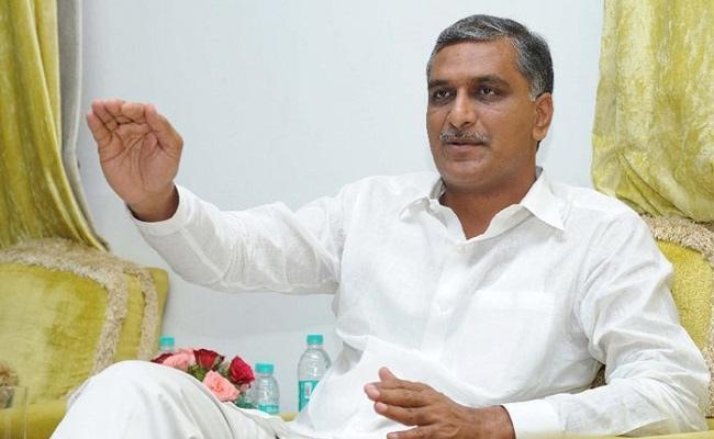 Telangana Finance Minister Harish Rao First Time Produce Budget - Sakshi