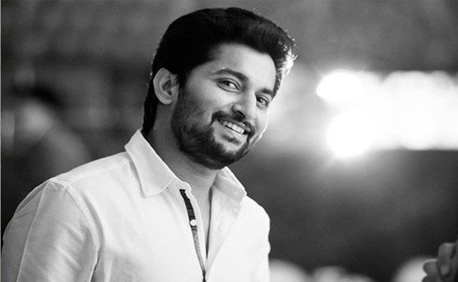 Nani Next Telugu Movie With Vivek Athreya - Sakshi
