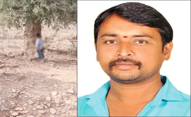 Love Falure Man Commits End Lives in Prakasam - Sakshi