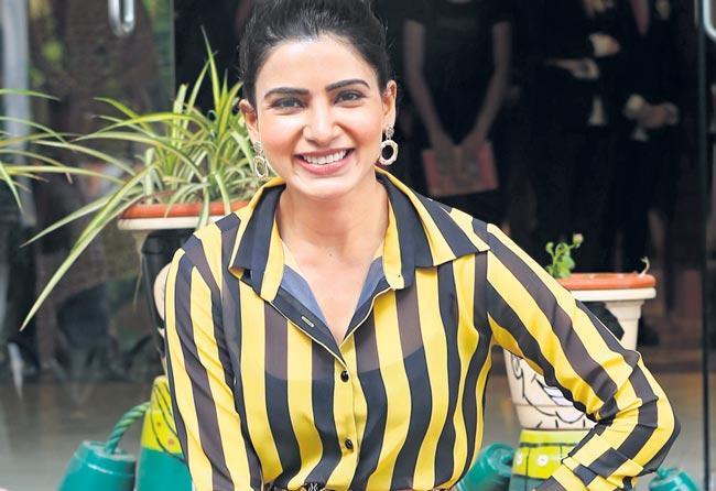 Samantha Opts Out Of Nayanthara-starrer Film Because Of Pregnancy - Sakshi