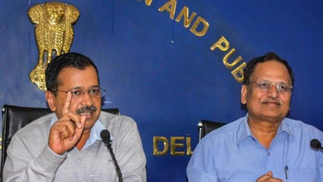 Delhi Government Ordered Buses Metro To Be Disinfected On  A  Regular Basis - Sakshi