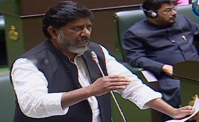Bhatti Vikramarka Speaks About Suspension Of Congress MLAs - Sakshi