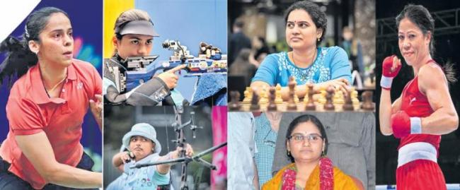 International Womens Day-2020 Special Story in Family - Sakshi