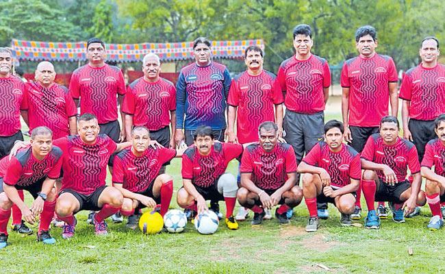 Telangana Beats Bengal In Football Tourney Opener - Sakshi
