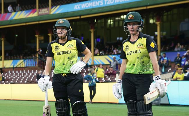 Womens T20 World Cup Final: Australia Opt To Bat Against India - Sakshi