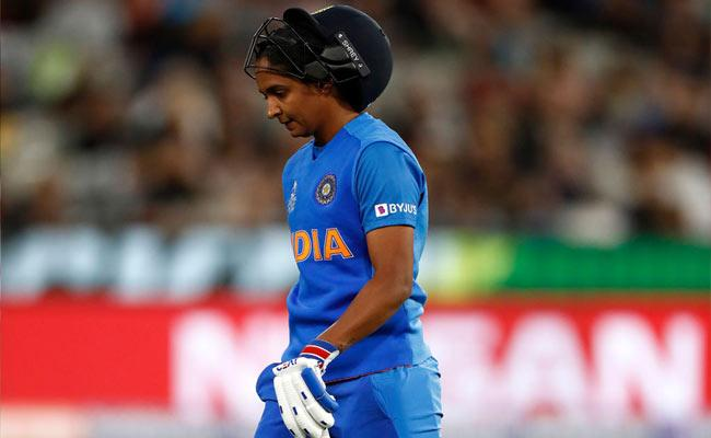 Womens T20 World Cup Final: Team India In Trouble - Sakshi