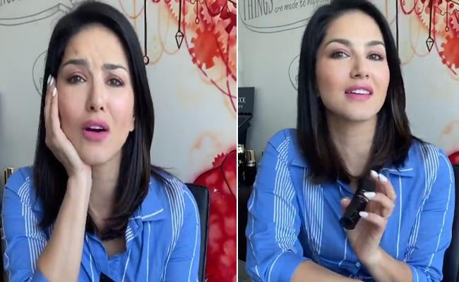 Womens Day Special Sunny Leone Says 50 Percent Off On Starstruck Products - Sakshi