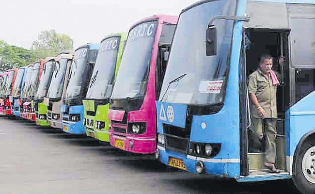 Thousand Crore Budget allocation to TSRTC - Sakshi