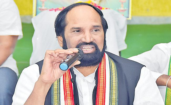 Tpcc Uttam Kumar Reddy Speaks About Citizenship Amendment Act - Sakshi