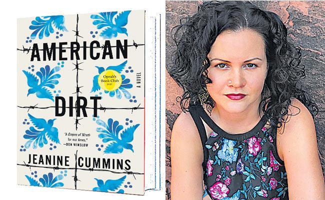 American Author Jeanine Cummins American Dirt Novel Book Review - Sakshi