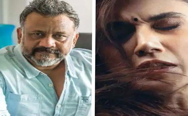 Anubhav Sinha Turns Abusive Over Thappad Collections Review Headline - Sakshi