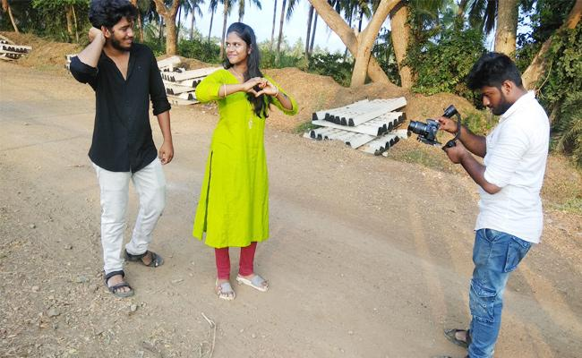 Short Films Producing in West Godavari - Sakshi