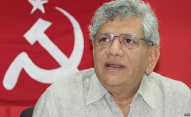 Sitaram Yechury Not Contesting In Rajya Sabha Elections - Sakshi