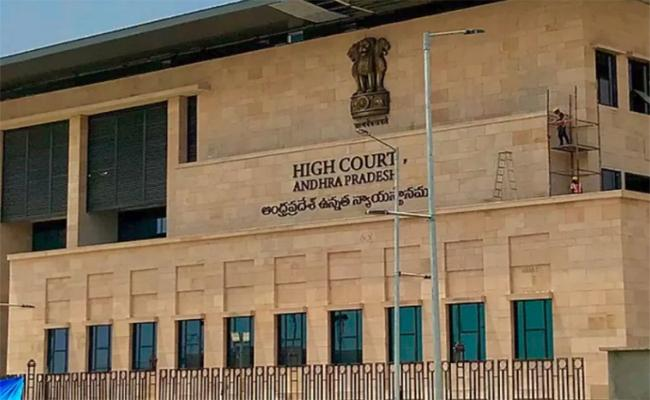 AP Government Review Petition In High Court - Sakshi