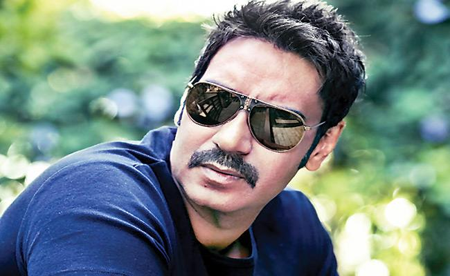Ajay Devgn Gives Clarity About Fake News - Sakshi