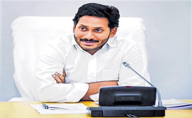 Coronavirus: AP CM YS Jagan Video Message in New York Times Square - Sakshi