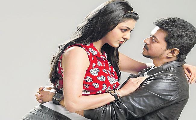 Once Again Super Hit Combination Vijay And Kajal Work Together - Sakshi
