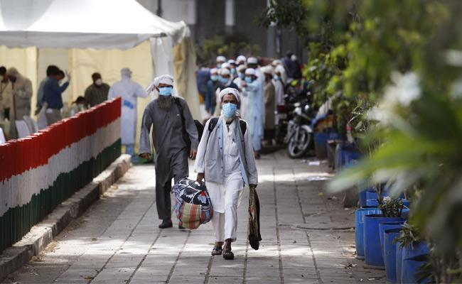 1030 People From Telangana To Have Attended Nizamuddin Markaz In Delhi - Sakshi