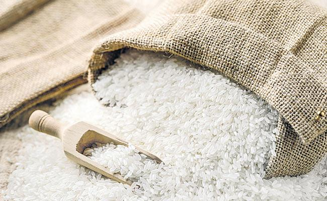 Distribution Of 12 KG Of Rice In Telangana From Today - Sakshi