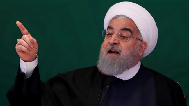 Irans President Says US Had Lost A Historic Opportunity To Lift Sanctions On His Country - Sakshi