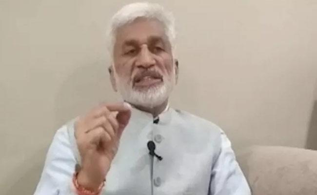 Vijaya Sai Reddy Fires On Chandrababu Naidu - Sakshi